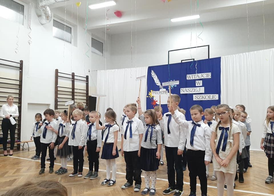 Szkoła Podstawowa nr 34 im. Leonida Teligi w Gdyni