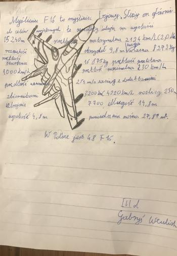 Gabryś- myśliwiec