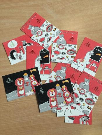 kartki świąteczne 1