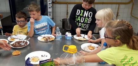 Akademia Małego Kucharza w naszej szkole