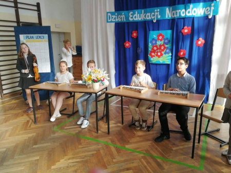 Uczciliśmy Dzień Edukacji Narodowej