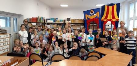 Przyjęcie uczniów klas 1 w poczet czytelników