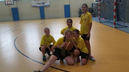 Mistrzostwach Gdyni w koszykówce
