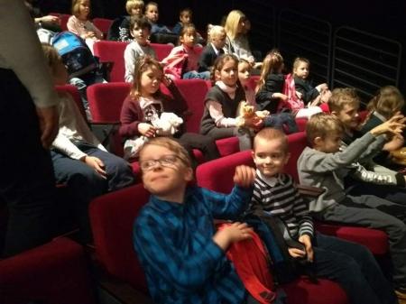 Klasy Pierwsze w Teatrze Muzycznym