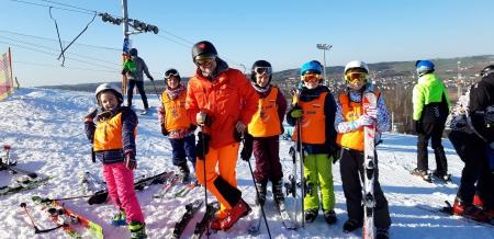 Zimowo czyli szkolny wyjazd na narty