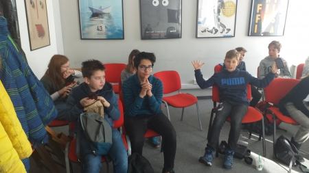 Laureaci JUNIOR BIZNES w Gdyńskim Centrum Filmowym