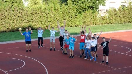 Zajęcia sportowe ''Kumulacja aktywności''