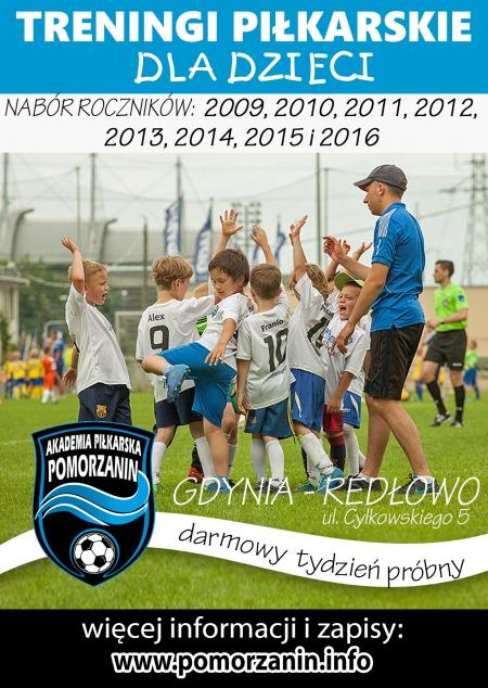Nabór na zajęcia piłki nożnej