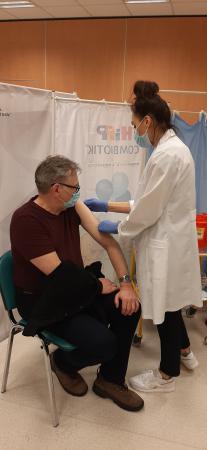 Pierwsze szczepienia