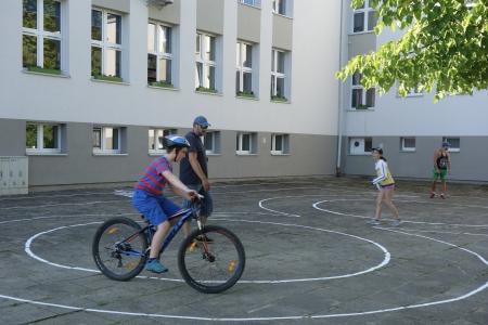 Przygotowania do egzaminu na kartę rowerową