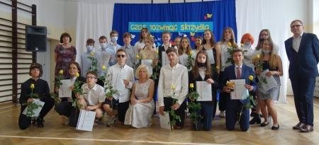 Pożegnanie klas ósmych