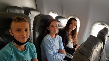 Polecieli do Grecji - program Erasmus